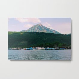 Onward to Lucerne Metal Print