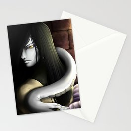 And here I am now, a slave to the dark Stationery Cards