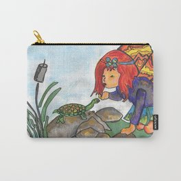 The Turtle Fairy Carry-All Pouch