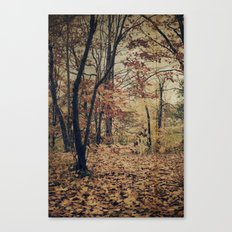 Vintage Autumn Canvas Print