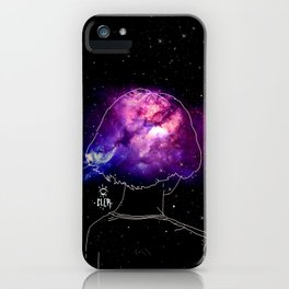 Lonely by cler iPhone Case