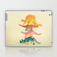 Dinosaur Antics Laptop & iPad Skin