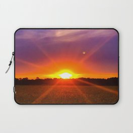 The Sun, Moon and Stars Laptop Sleeve