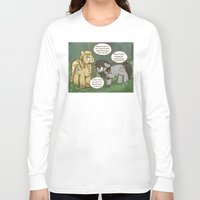 mlp Long Sleeve T-shirts featuring Fili and Kili ponies MLP The Hobbit Crossover Parody by BlacksSideshow