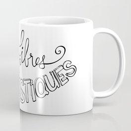 Les Fibres Fantastiques Coffee Mug