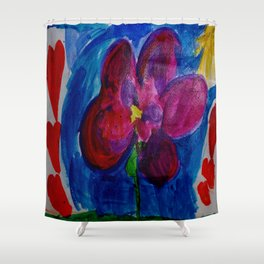 FIORE BY SARA Shower Curtain