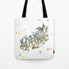 Once more unto the breach - Henry V Quote Art Tote Bag