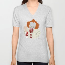 Clown Unisex V-Neck
