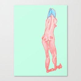 Sun Spanked Canvas Print