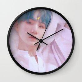 BTS - Yoongi Wall Clock