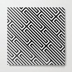 Abstract Decor 17 Metal Print