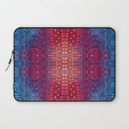 Red breach Laptop Sleeve