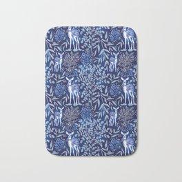 Blue Forest Bath Mat
