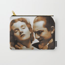 Bela Lugosi, Dracula, Hollywood Legend Carry-All Pouch