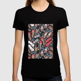Shoe lover tattoos T-shirt