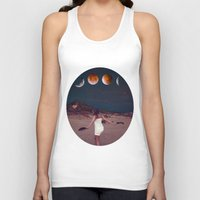 planets Tank Tops featuring Planets by Cs025