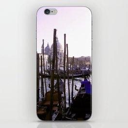 Venezia Gondolas iPhone Skin