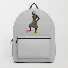 Shapely Figure Backpack