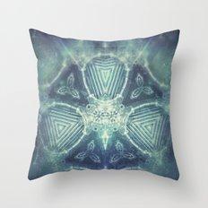 Inner Bling Throw Pillow