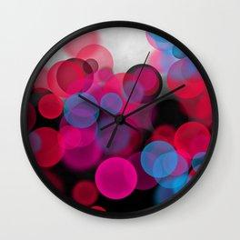 Dream Dots Wall Clock