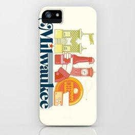 MKE ~ Milwaukee, WI iPhone Case