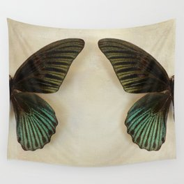 Solstice Wings Wall Tapestry