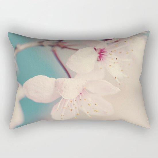 spring blossoms II Rectangular Pillow
