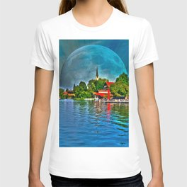 Lake Schliersee bavaria Germany T-shirt