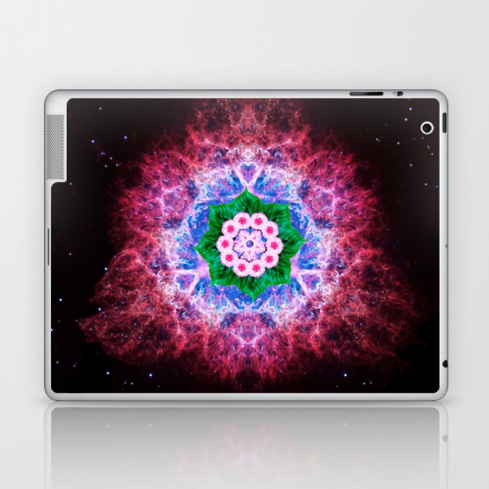 Speck at the Center Laptop & iPad Skin