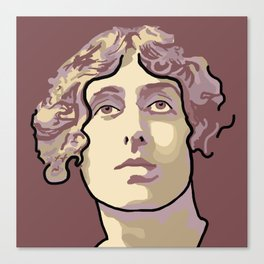Vita Sackville-West Canvas Print
