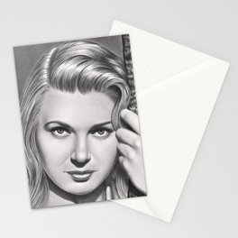 Play it like Bergman Stationery Cards