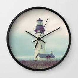 Oregon Lighthouse Wall Clock