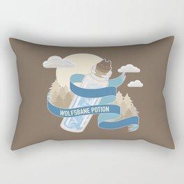 Wolfsbane Potion Rectangular Pillow