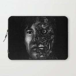 Harvey Dent Two Face - Movie Inspired Art Laptop Sleeve