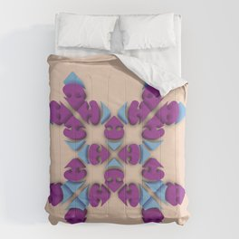 Symmetry: Sticking Plaster Comforters