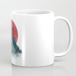 Landscape Bunny Coffee Mug
