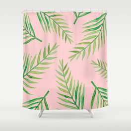 Palm Shower Curtain
