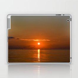 Golden Sunset Laptop & iPad Skin