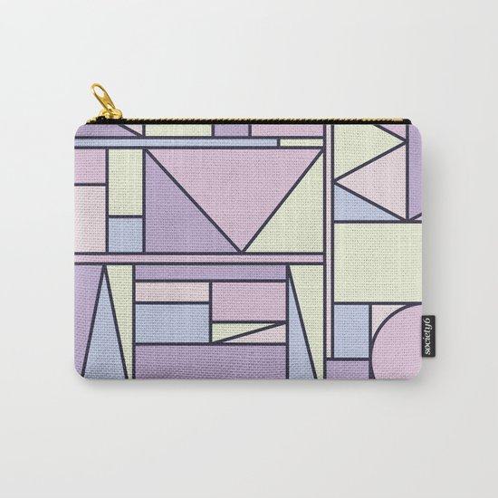 Kaku Pastel Carry-All Pouch