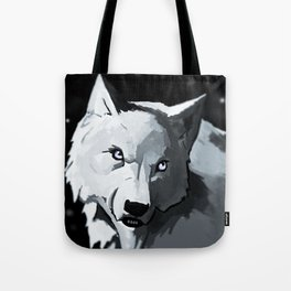 Wolf 4 Tote Bag