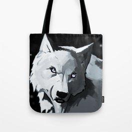 Wolf 4 Tote Bag