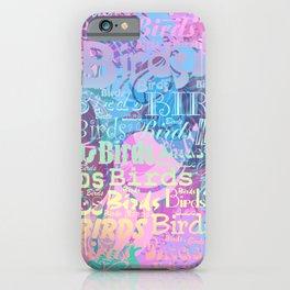Bird Fantasy V1 iPhone Case