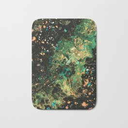 Star Burst II Bath Mat