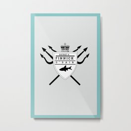 want a sugarcube? Metal Print