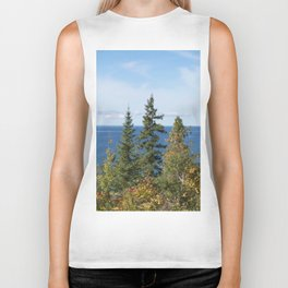 Quintessential North Country Biker Tank