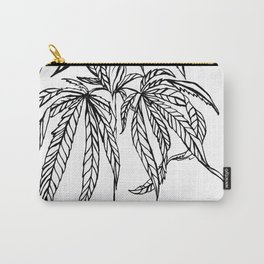 Cannabis Illustration Carry-All Pouch
