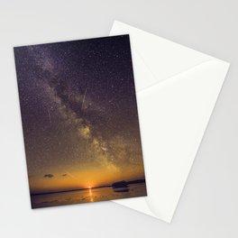 Starlit Sunset in Big Pine Key, Florida Stationery Cards