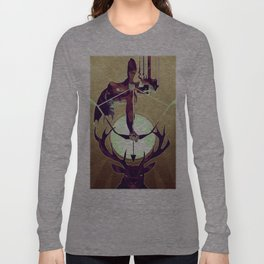 Artemis - The Huntress Long Sleeve T-shirt