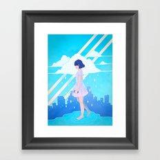 Waypoint Framed Art Print