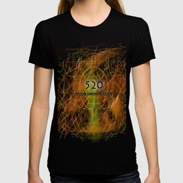 Numbers and Codes T-shirt